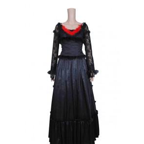 Sweeney Todd Mrs Lovett Cosplay Costume