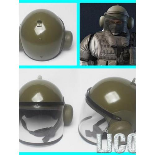 Rainbow Six Blitz Bandit Helmet Cosplay Props