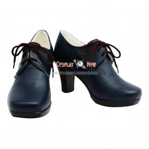 Tiger & Bunny Yuri Petrov/Lunatic Female Hight Heel Cosplay Shoes