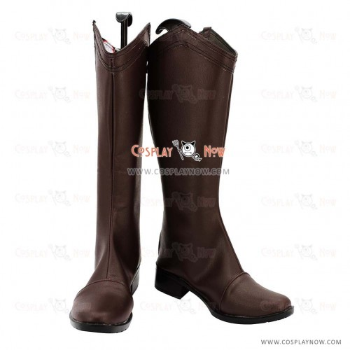 Final Fantasy Cosplay Shoes Type-0 Seven Boots