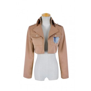 Attack On Titan Shingeki No Kyoujin Scouting Legion Cosplay Costume