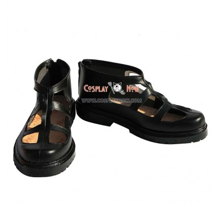 Drakengard Cosplay Caim Shoes