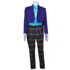 Joker Cosplay Tuxedo Suit Costume