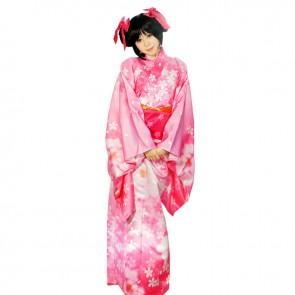 Love Live LoveLive Cosplay Niko Yazawa Costume Kimono