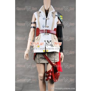 Final Fantasy XIII Cosplay Lightning Costume