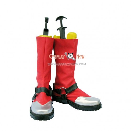 Blazblue Cosplay Shoes Ragna The Bloodedge Boots