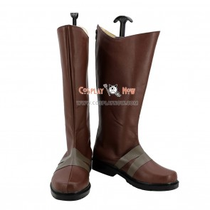 Chain Chronicle Cosplay shoes Yuri Boots