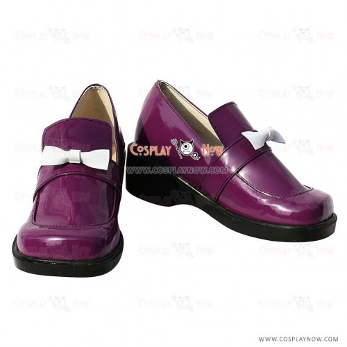 Fate Cosplay Matou Sakura Shoes
