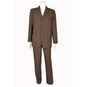Who is the Doctor Cosplay Brown Suit Costume