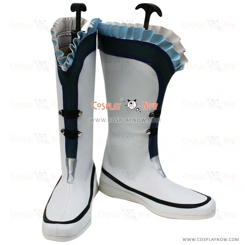 The Legend of Heroes Cosplay Shoes Blblanc Boots