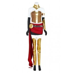 Pyrrha Nikos Team JNPR From RWBY Cosplay Costume