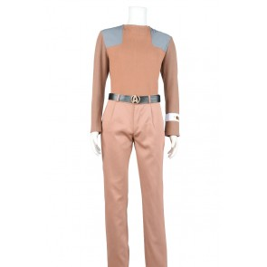 Star Trek V The Final Frontier Spock Uniform Costume