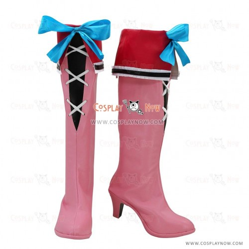 The Seven Deadly Sins Cosplay Shoes Serpent's Sin of Envy Diane Boots