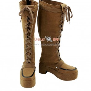 Sword Art Online Cosplay Shoes Lisbeth Boots
