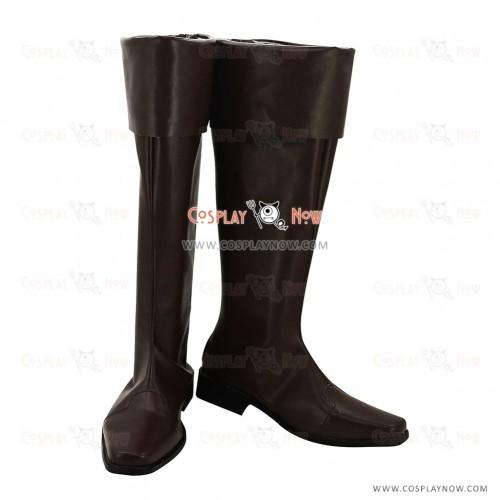 JOJO Phantom Blood Cosplay Shoes Jonathan Joestar Boots