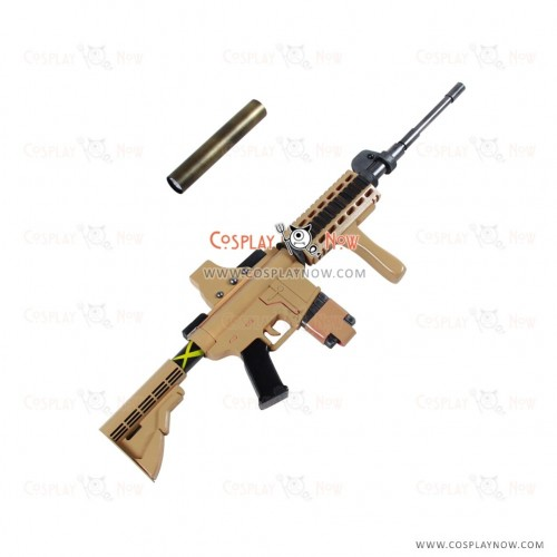Girls' Frontline Cosplay props with M4A1 gun