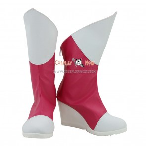 Pokemon Cosplay Shoes Latias Boots