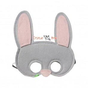 Zootopia Cosplay Judy Hopps Mask