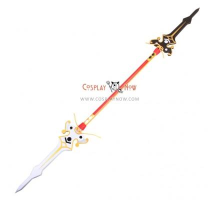 ELSWORD Ara Little Specter Spear PVC Cosplay Props