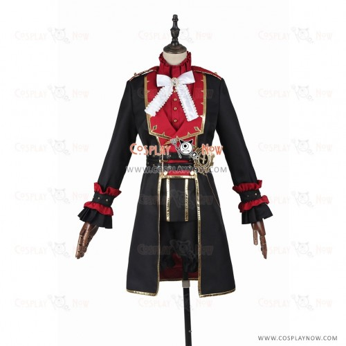 Ensemble Stars Cosplay Nazuna Nito Costume