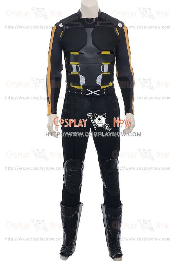 James Logan Howlett Wolverine Costume For X Men Cosplay