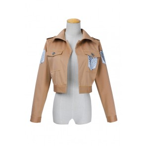 Shingeki No Kyojin Attack On Titan Scouting Legion Cosplay Costume