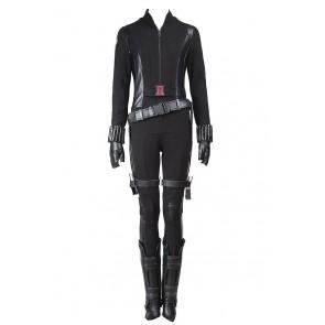Black Widow Natasha Romanoff Costume For The Avengers Cosplay
