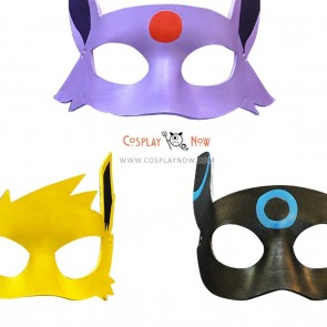 Pokemon Sun and Moon Cosplay Male Protagonist Mask