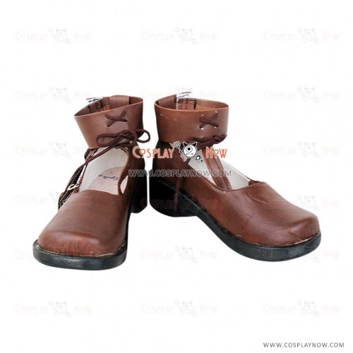Rozen Maiden Lapislazuri Stern Cosplay Shoes