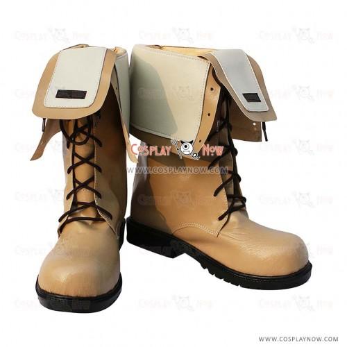 Tiger&Bunny Cosplay Shoes Ivan Karelin Boots