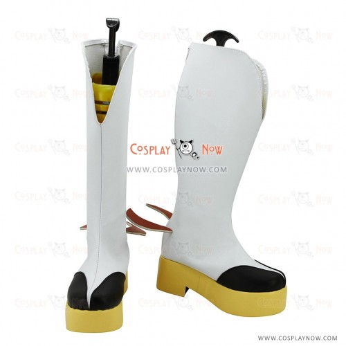 Kantai Collection Cosplay Shoes Fleet Girls Ooyodo Boots