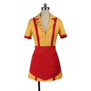 2 Broke Girls Cosplay Max Black Dress