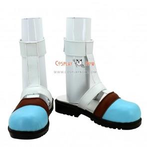 Hyperdimension Neptunia Cosplay Blanc Shoes