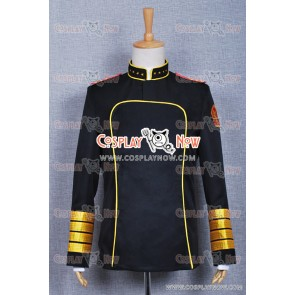 The Royal Manticoran Navy Officers Service Cosplay Costume
