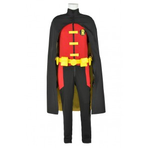 Young Justice Cosplay Robin Costume