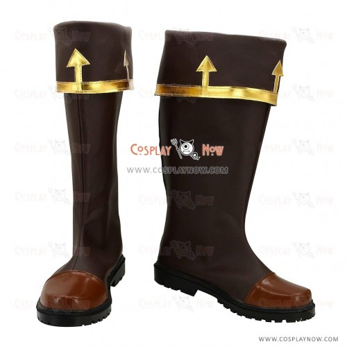 League of Legends Cosplay Shoes Gangplank Boots