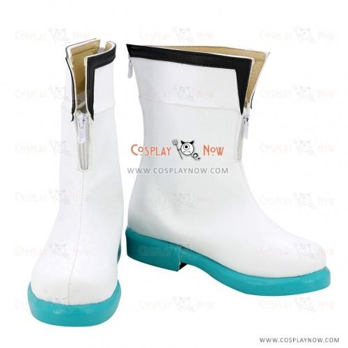 Tsukiuta Cosplay Shoes Minaduki Rui Boots