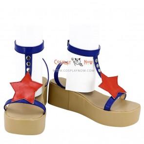 Fate Cosplay Tamamo no Mae Shoes