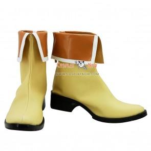 Kyoukai no Kanata Cosplay Shoes Ai Shindou Boots