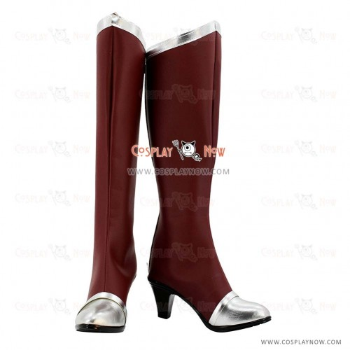 League of Legends Cosplay Shoes Night Hunter Vayne Boots