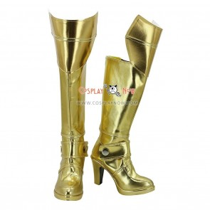 Fate/stay Night Cosplay Shoes Saber Boots