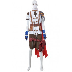 Lightning Costume For Final Fantasy XIII Cosplay