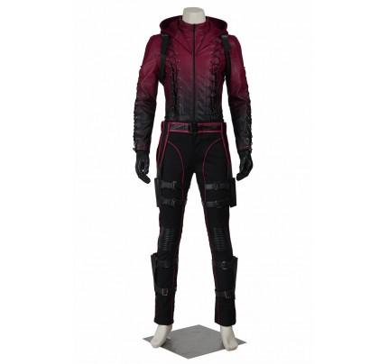 Green Arrow 3 Cosplay Roy Harper Costume