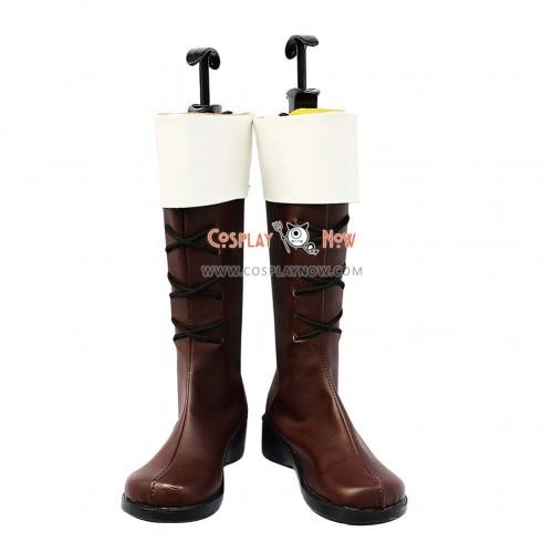 Axis Powers Cosplay Shoes Hetalia Switzerland Boots