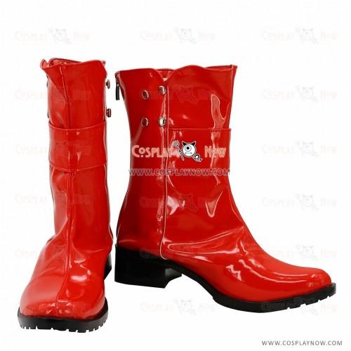 Dramatical Murder Cosplay Shoes Mizuki Boots