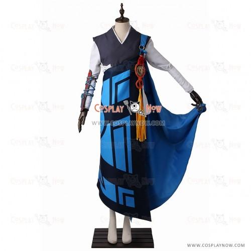 Sayo Samonji Cosplay Costume from Touken Ranbu