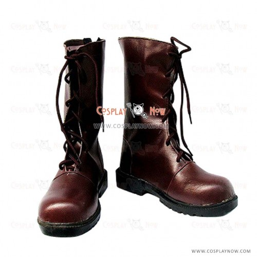 Lace Vampire Knight  Cosplay Shoes Yuki Boots