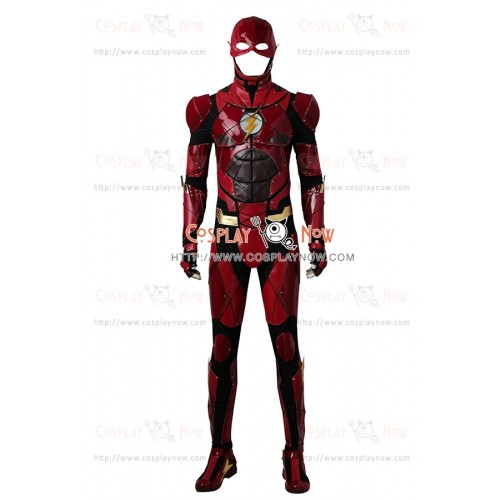 Justice League Cosplay The Flash Barry Allen Costume