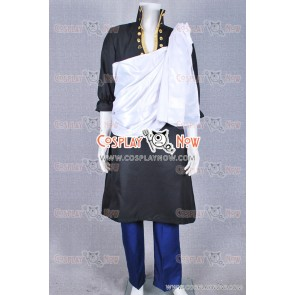 Fairy Tail Cosplay Zeref Costume Outfit
