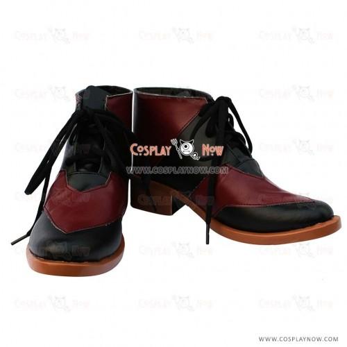 Tiger & Bunny Cosplay Shoes Kotetsu T Kaburagi/Wild Tiger Boots